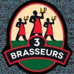 logo 3 brasseurs reunion